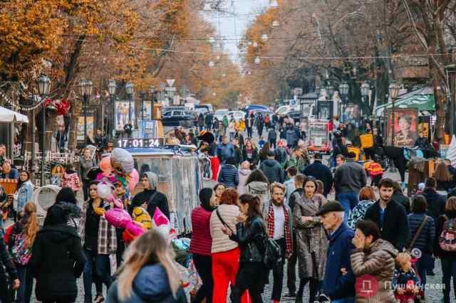 Одесситов просят заполнить анкету, чтобы «создать» имидж города