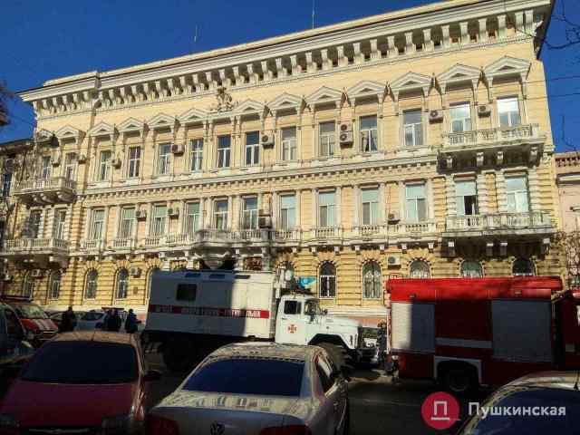 В центре Одессы отремонтируют два памятника архитектуры, в которых находится полиция: на это могут потратить больше 40 миллионов гривен