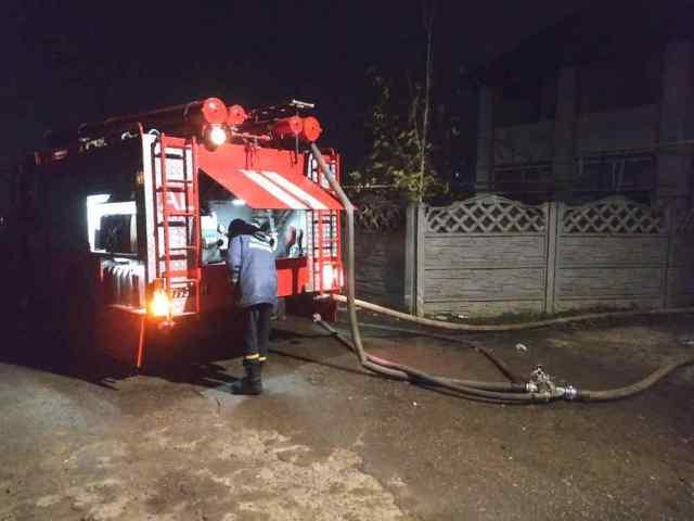 В селе под Одессой произошел масштабный пожар
