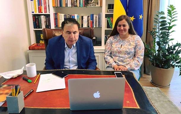 Саакашвили рассказал о заданиях Зеленского