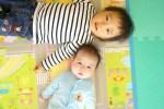 二人目誕生。兄姉がいる場合の赤ちゃんの部屋づくりはどうする?