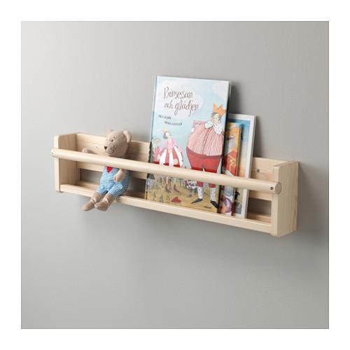 ウォール収納、FLISATの本棚を壁づけにできます