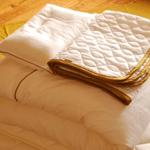 布団で眠る、赤ちゃんの寝室作り