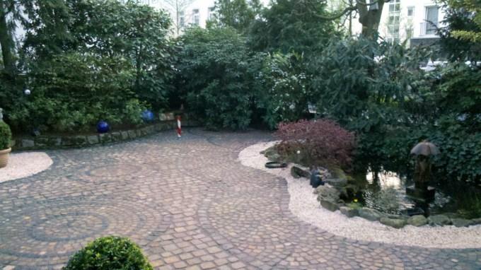 Gartengestaltung - Sitzplatz
