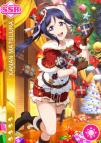 松浦果南SSR<クリスマス編>