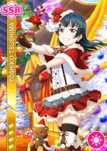 津島善子SSR<クリスマス編>