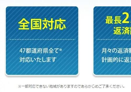 3位.セゾンファンデックス/事業者向け不動産担保ローン