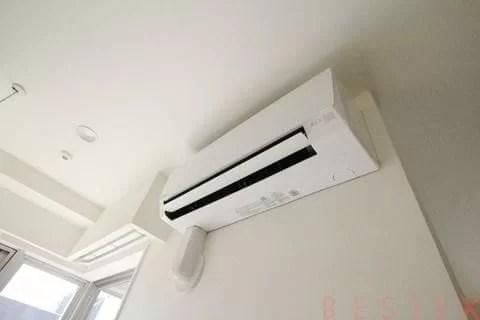 洋室エアコン