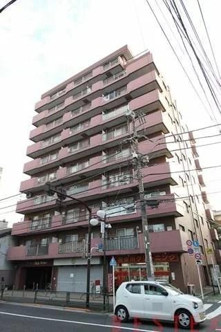 朝日千駄木マンション 7階