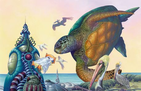 Soñar con tortugas significado