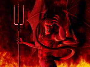 significado de soñar con el diablo