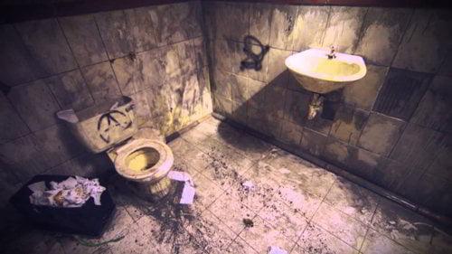 significado de soñar con baños sucios
