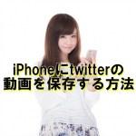 Twitter動画を保存する裏ワザ完全版【変換機いらず!/iPhone/Android/PC/無料アプリ】