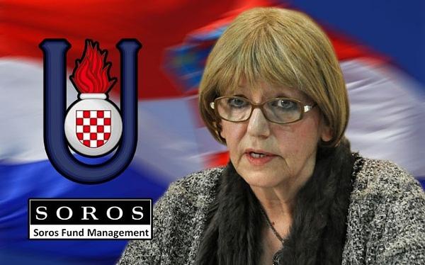 Соња Бисерко би да уместо Хитлера и Павелића, за логор Сајмиште оптужи Србију