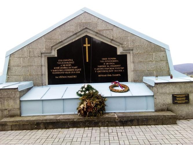 Станоје Стојковић: Српска гробља у Чешкој
