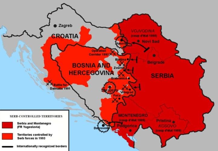Борисав Ђондовић: Рат западно од Дрине (други део)