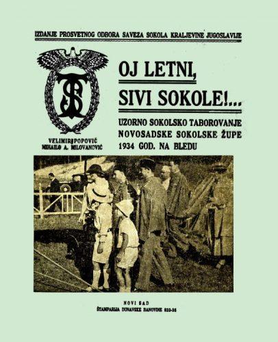 Саша Недељковић: ЗИМСКИ СПОРТОВИ У САВЕЗУ СОКОЛА