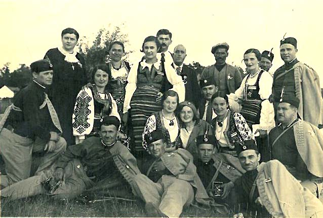 Саша Недељковић: ЧЕТВРТИ ПОКРАЈИНСКИ СЛЕТ САВЕЗА СОКОЛА 1936. У СУБОТИЦИ