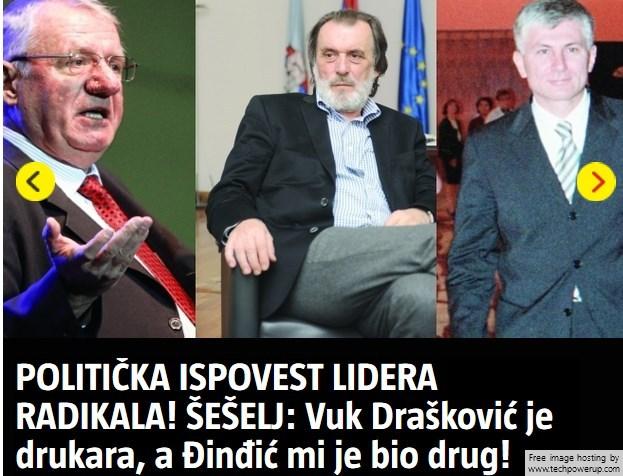 Остоја Симетић: Наши лидери, наша разочарења