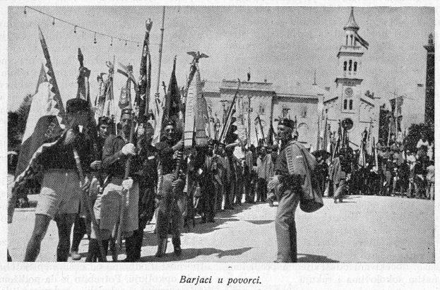 Саша Недељковић: Видовдански слет Соколства на Јадрану у Сплиту1931.
