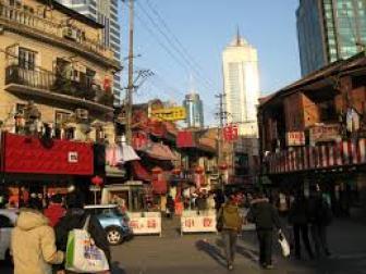 ウージャンルー上海観光穴場