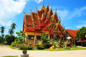 バンコク観光寺院