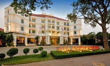 アンコールワット観光おすすめホテルタラ アンコール ホテル