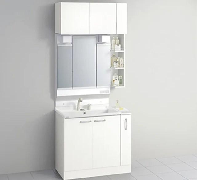クリナップの洗面化粧台BGA