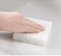 エポックの洗面台は壊れにくく傷つき辛い人工大理石