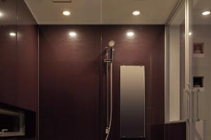 オフローラの照明はゆったり寛げる空間を演出してくれる!