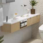 手洗い器「キャパシア」