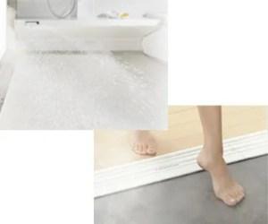 ヒートショック対策も万全!「常夏シャワー」で冬でもお風呂場が寒くない