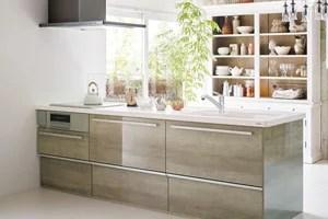 キッチン設置例