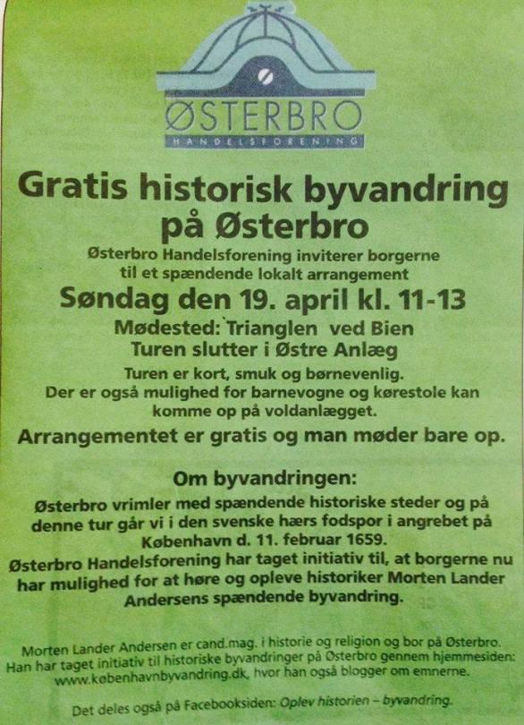 Østerbro avis 15. april 2015