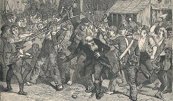 Jødefejden 1816