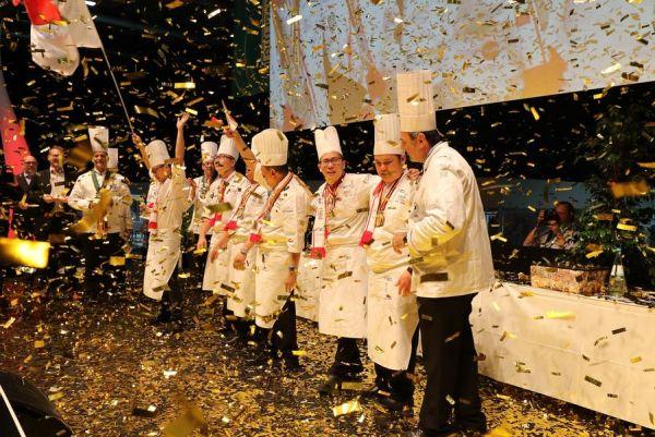 Singapur gewinnt die Olympiade der Köche 2016