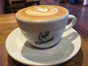 エスプレッソのおいしいカフェ/ CAFE  KITSUNE