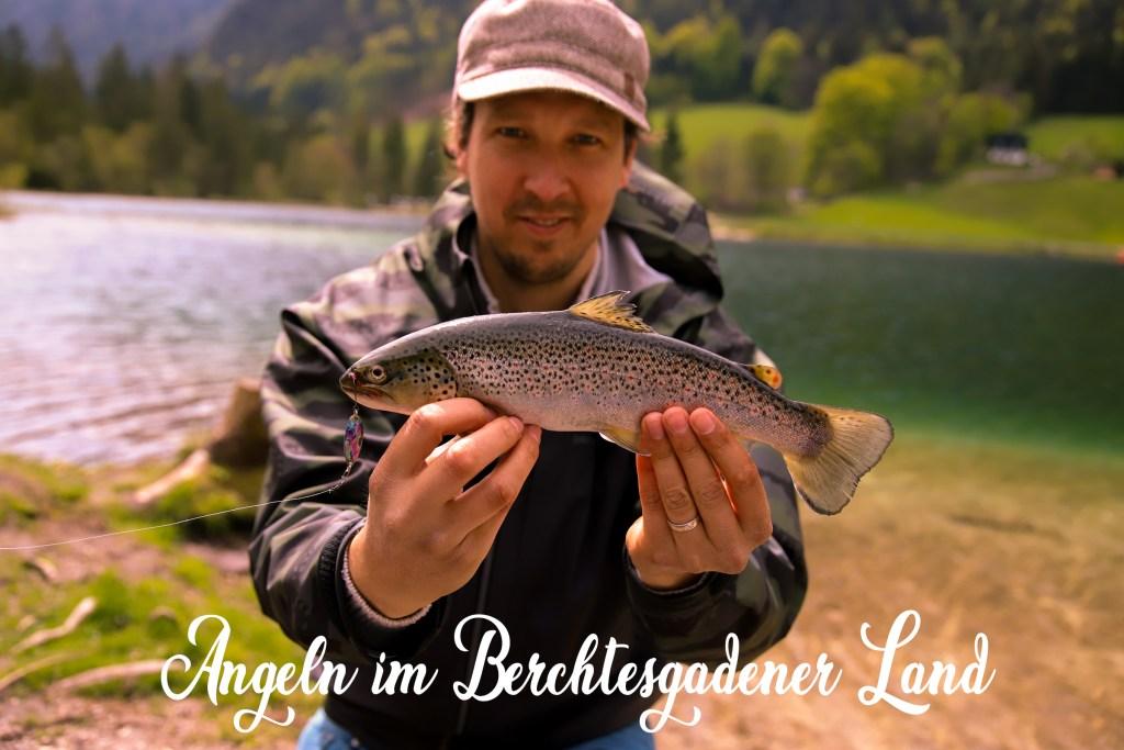 Angeln im Berchtesgadener Land