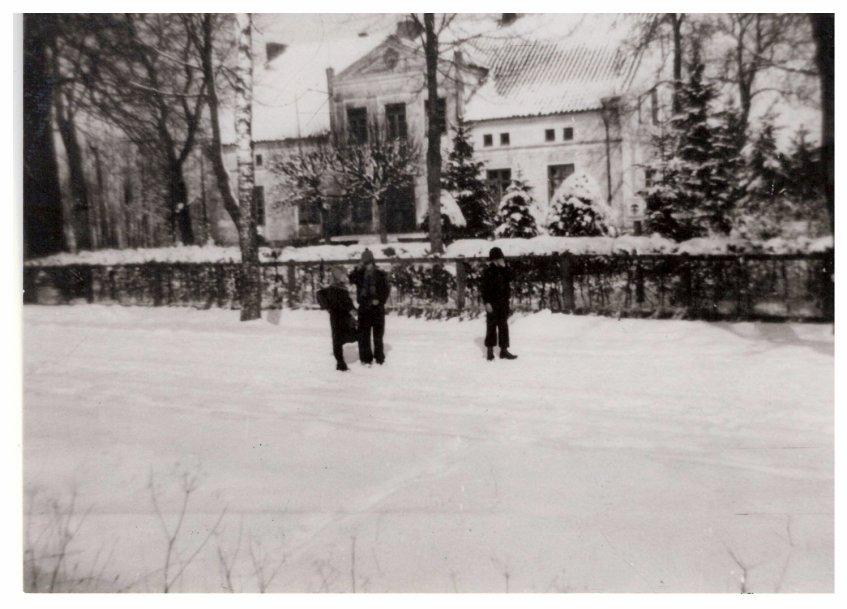 Lüdtkenfürst im Winter - Familie Lange
