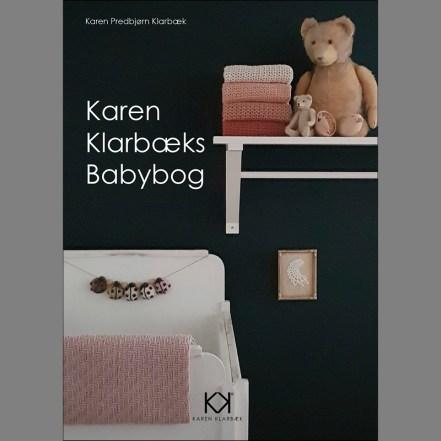 Hækleopskrift strikkeopskrift KarenKlarbæk babybog