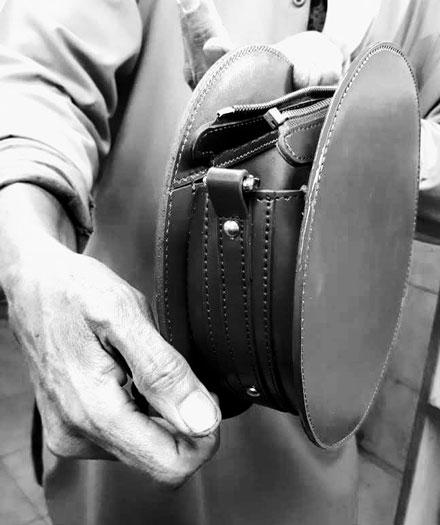 Kraftsmen Leather - Craftsmanship