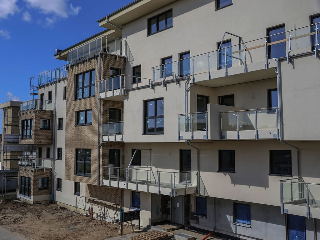 Apartmenthaus Rügen