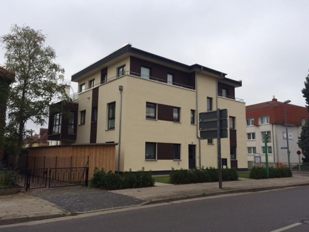 Zieglerbergstrasse Neubrandenburg