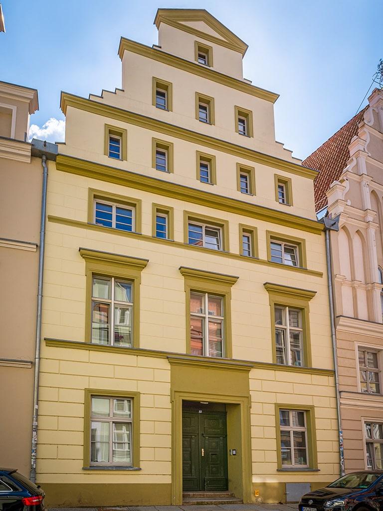 Mönchstraße 53 Stralsund K&K Objektservice und Gebäudemanagement