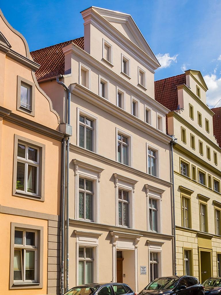 Mönchstraße 54 Stralsund K&K Objektservice und Gebäudemanagement