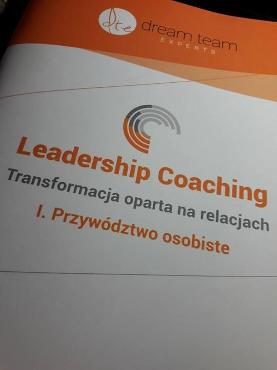 Leadership Coaching szkolenie rozwojowe