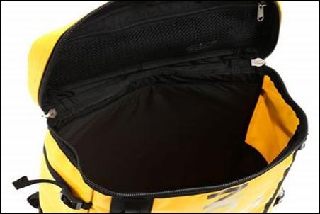 ザ・ノースフェイス BCヒューズボックス NM81630 手洗い 洗濯 前 パーツ 全て 全部 着脱 外す 分解 ジッパー ファスナー チャック 開けておく 準備 画像 写真 イメージ図 リュック リュックサック ザック バックパック デイパック ナップサック 下準備
