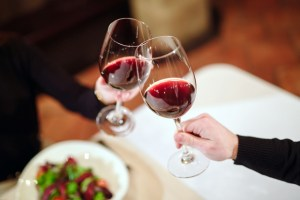 buen vino en Madrid Barajas