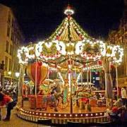 Mercado navideño Estrasburgo