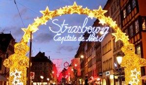 estrasburgo capital de navidad